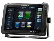 Lowrance HDS-12 Touch