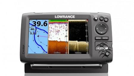 Lowrance Hook-7 200 HYB