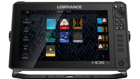 Lowrance HDS-12 LIVE m/ Active Imaging 3-1 Hekksvinger