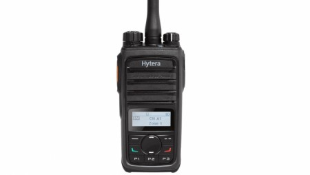 HYTERA PD565 VHF ANALAOG / DIGITAL JAKTRADIO