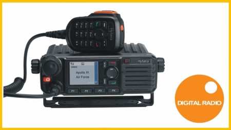HYTERA MD785 IG ANALOG / DIGITAL JAKTPAKKE