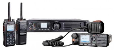 Tilbehør for Yrkesradio