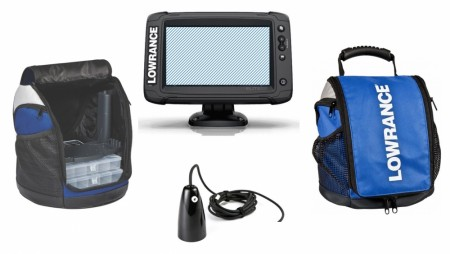 Lowrance Icepack for HDS 7