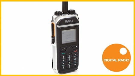 HYTERA PD685 GMD DIGITAL JAKTRADIO